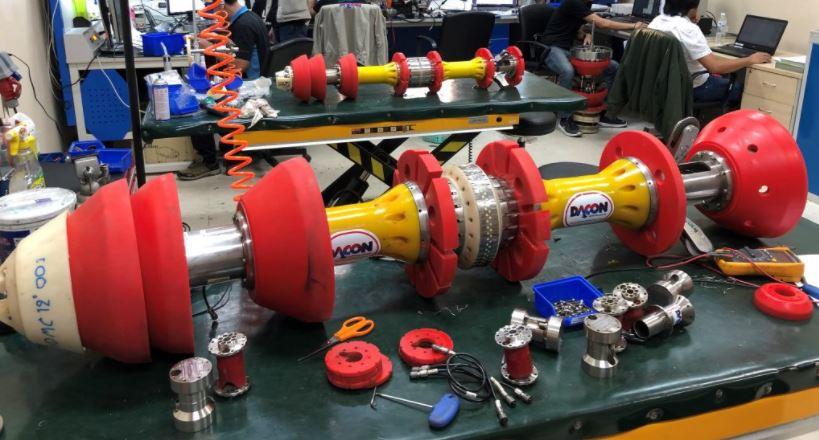 intelligent pig pipeline inspection-smart ILI